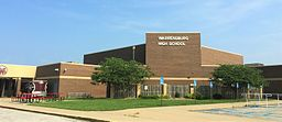 Warrensburg High School