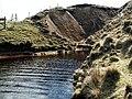 Water Course into Winscar Reservoir - geograph.org.uk - 373154.jpg