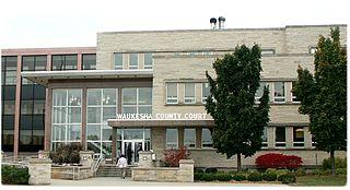 Waukesha County, Wisconsin County in Wisconsin, United States