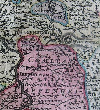 Weißenburg in Bayern - The Free Imperial City of Weißenburg