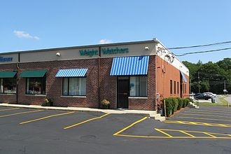 Weight Watchers - A former Weight Watchers location in Newton Highlands, Massachusetts