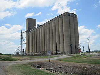 Poinsett County, Arkansas - Image: Weiner AR 009