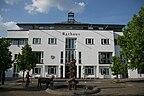 Olpe - Marktplatz, Freizeitbad Olpe - Niemcy