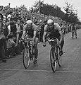 Wereldkampioenschappen Wielrennen op de weg te Valkenburg. Amateurs. 2e, 3e en 4, Bestanddeelnr 902-9321 (cropped).jpg