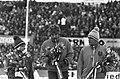 Wereldkampioenschappen schaatsen (heren) te Deventer Huldiging 5.000 meter v.l, Bestanddeelnr 922-1114.jpg