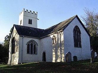 West Ogwell - West Ogwell Church in 2005