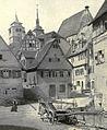 Wetteplatz Markgröningen Römer vor1933.jpg