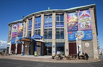 Weymouth Pavilion - Image: Weymouth Pavilion July 2016