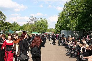 Wave-Gotik-Treffen music festival
