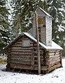 Whaleback Snow Survey Cabin NE quarter - Rogue River NF Oregon.jpg