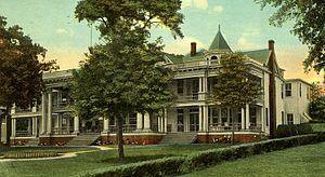 Historic Grand Hotels on the Mississippi Gulf Coast - circa 1920