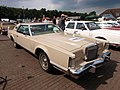 White Linoln Continental Mark V p1.JPG