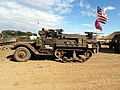 White halftrack Dixie Clipper, hoodno USA W40203865-S pic2.JPG