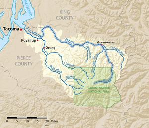 White River Washington  Wikipedia