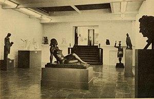 Whitney Museum of American Art (original building) - Image: Whitney Museum of American Art original 0014 gallery