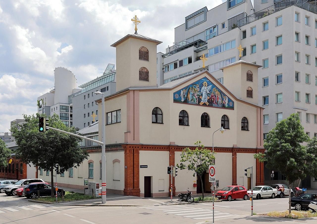 Serbisch-Orthodoxe Kirche - Wikiwand
