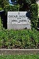 Wiener Zentralfriedhof - evangelischer Teil - Oscar Jascha.jpg