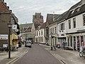 Wijk bij Duurstede, straatzicht naar kerktoren RM39695 foto5 2012-05-29 11.52.jpg