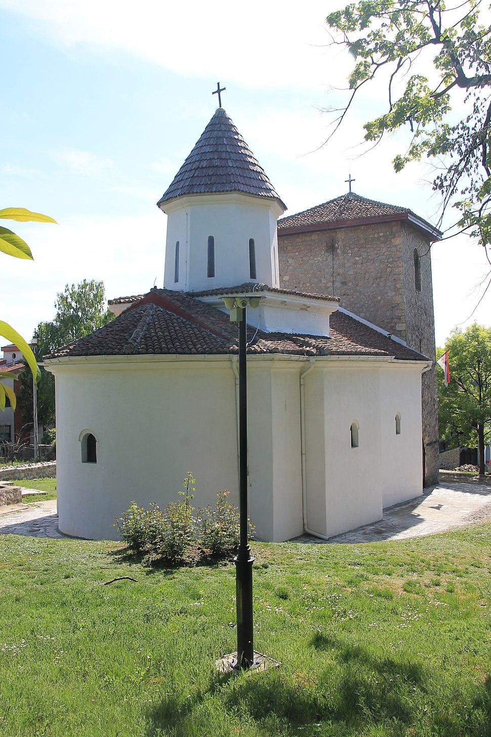 Wiki Šumadija V Karadjordjeva crkva (Topola) 333