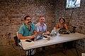 Wikidata Meetup 4 at Newspeak House, London.jpg