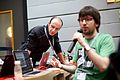 Wikimedia Hackathon 2013 - Day 3 - Flickr - Sebastiaan ter Burg (25).jpg