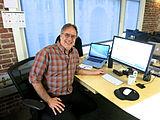Wikimedia Multimedia Team - January 2014 - Photo 19.jpg