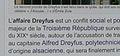 Wikipédia dans Rennes - Affaire Dreyfus - vue très proche.jpg