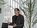 Wikiworkshop at Library of S. Kuznets KhNUE 2019-02-13 by Наталія Ластовець 07.jpg