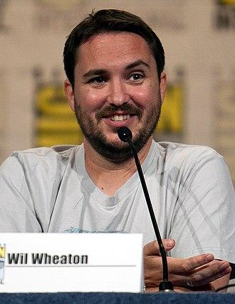 Arena (U.S. TV series) - Wil Wheaton