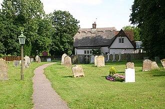Wilden, Bedfordshire - Wilden churchyard