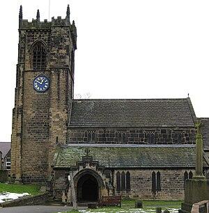 Calverley - Image: Wilfreds Calverley