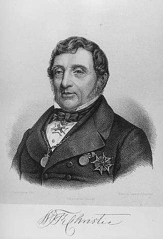 1849 in Norway - Wilhelm Frimann Koren Christie