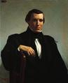 William-Adolphe Bouguereau (1825-1905) - Portrait of Monsieur M. (1850).png