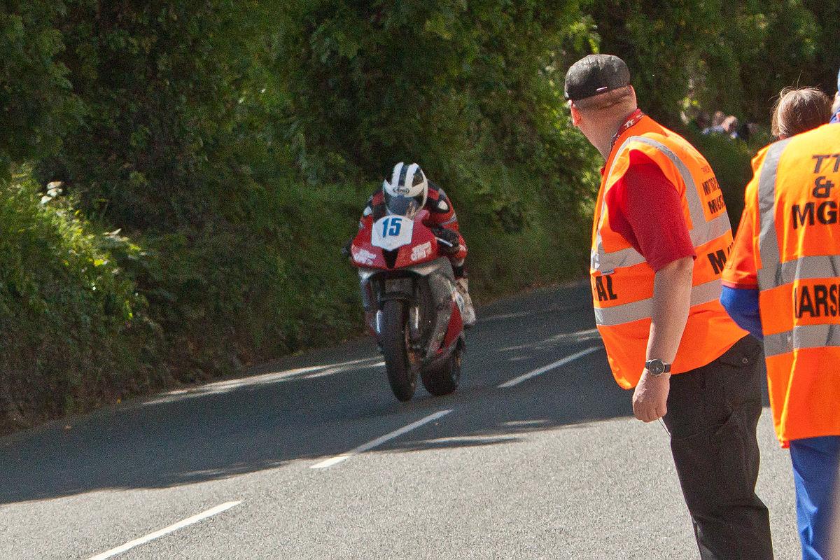 William Dunlop (motorcyclist) - Wikipedia