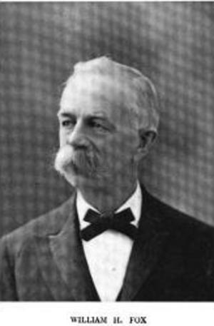 William H. Fox - Image: William H. Fox