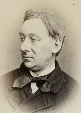 Secretary of State for Health - Image: William Monsell, Lord Emly