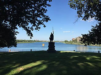Druid Hill Park - William Wallace Monument