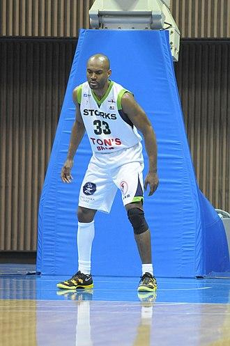 Billy Knight (basketball, born 1979) - Image: William knight Hyogo