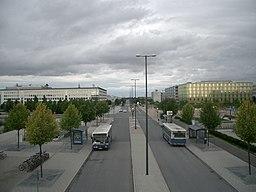 Willy-Brandt-Allee in München