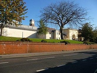 HM Prison Winchester - Image: Winchester Prison geograph.org.uk 2875357