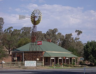 Coolac, New South Wales - Windmill Cottage, Coolac