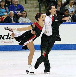Megan Wing Canadian figure skater