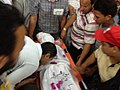 Woman killed at Rabia el-Adawiya mosque in Cairo 27-July-2013.jpg