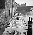 Women Run a Boat- Life on Board the Canal Barge 'Heather Bell', 1942 D7637.jpg