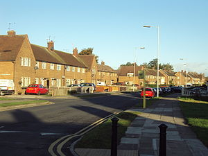 Woodchurch - Image: Woodchurch, Birkenhead DSC03982