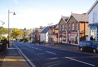 Wootton, Isle of Wight village in the United Kingdom