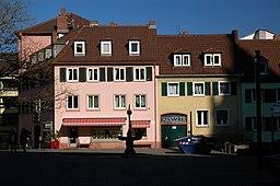 Schlossplatz in Worms