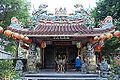 Xisin Fushou Temple Front 20141030.jpg