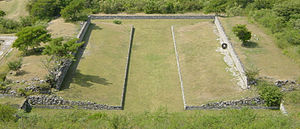 Mesoamerican ballcourt - Image: Xochicalco ballcourt 2