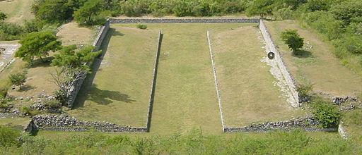 Xochicalco ballcourt 2